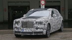 2018 Rolls-Royce Phantom spied on the inside