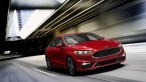 2017 Ford Fusion Sport earns its badge with 380 lb-ft