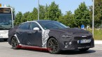 Kia GT spied looking like a rakish, sexy Forte