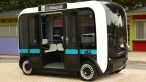 The Local Motors Olli is a driverless EV minibus with IBM Watson inside