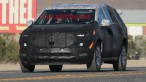 2018 Buick Enclave slims down for spy shots