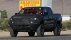 Trail ready Chevrolet Colorado ZR2 spied in the desert