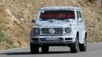 Next Mercedes-Benz G-Class spied looking like more of the same