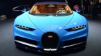 Bugatti has no plans for a 1,500-hp Chiron roadster