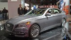 New Genesis G80 costs $2,650 more than its predecessor