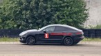 Panamera-bodied SUV spy photos suggest Porsche Cayenne Coupe is coming